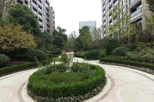 Daan Mogot City Adopsi Proyek Apartmen Green Town China