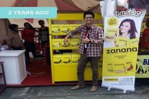 Zanana Chips Menang Diplomat Success Challenge 2016