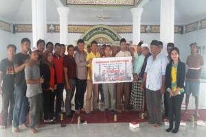 Sinde dan Alfamart Bantu Perbaiki 33 Masjid