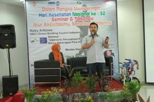 MMS Selenggarakan Seminar Kesehatan Sambut HKN