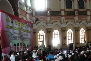 Ketua PBNU Imbau Warga Banten Tidak Demo
