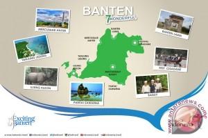 Disbudpar Banten Promosikan '7 Wonderful Banten'