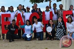 Disbudpar Banten Gelar Banten Beach Festival 2016