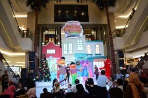 Tangcity Hadirkan Sesame Street Sambut Liburan