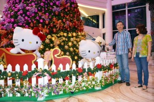 Baywalk Mall Hadirkan Hello Kitty Sambut Liburan