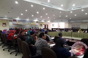 Indakop Kota Tangerang Sosialisasi Peraturan Perundangan Koperasi