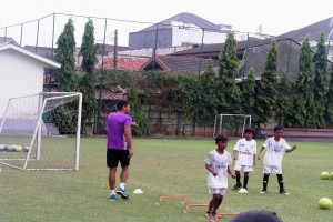 NHJS Hadirkan Real Madrid Foundation Soccer Clinic
