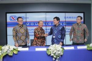 APLN Gandeng Samsung Untuk Pengadaan Barang