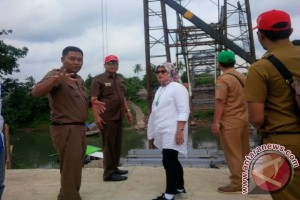 Pemprov Banten Targetkan Jembatan Kedaung Selesai Februari
