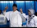 Cagub Banten Gunakan Hak Pilih