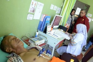 Tangerang Target Satu Puskesmas Di Dua Kelurahan