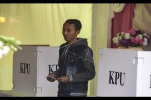 KPU Tangerang Gelar Pencoblosan Ulang 15 TPS