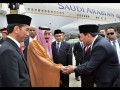 Sambut Raja Salman