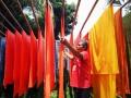 Pembuatan Batik Banten