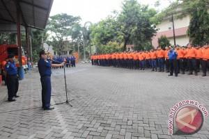 Sekda Apresiasi Capaian Anggota BPBD Kota Tangerang