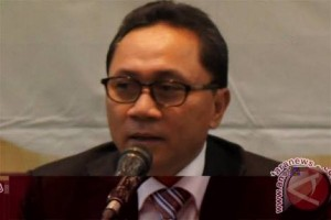 Ketua MPR Hadiri Tasyakuran IAIN Banten Jadi UIN