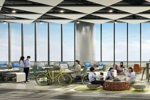 Satoria Tower Hadirkan Perkantoran Dengan Konsep Baru