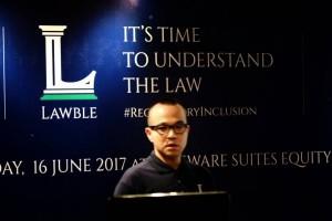 Hadirnya Lawble Akan Permudah Kerja Konsultan Hukum