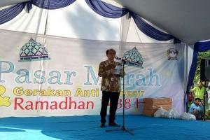 BI Banten Bagikan 2.500 Sembako Murah