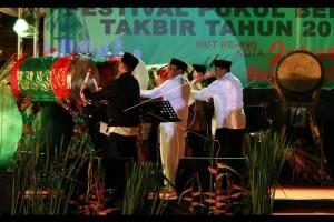 "Pemkot Tangerang Gelar ""Festival Bedug"" Malam Takbiran"