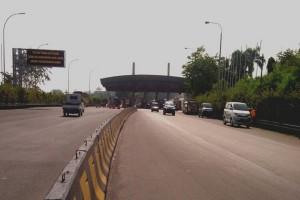 Gerbang Tol Serang Timur Lengang