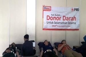 Alfamart Kembali Gelar Aksi Donor Darah