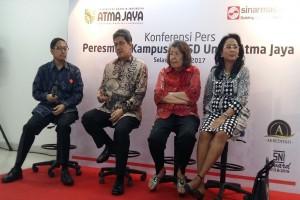 Universitas Atma Jaya Resmikan Kampus III Di BSD