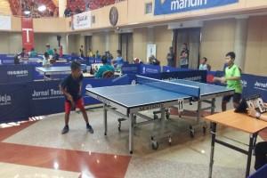 UT Gelar Turnamen Tenis Meja Pelajar Nasional