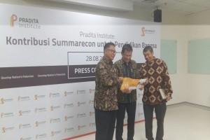 Sumarecon Dirikan Paradita Institute Di Serpong