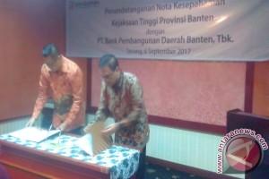 Bank Banten Gandeng Kejati Selesaikan Masalah Hukum
