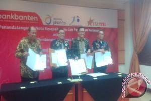 Bank Banten Gandeng Startel Tingkatkan Fitur UMKM