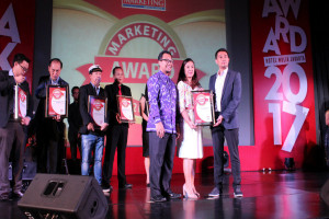 Rumah.com Raih Marketing Award 2017