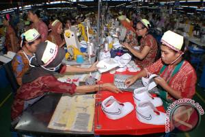 Banten Masih Dominasi Ekspor Alas Kaki