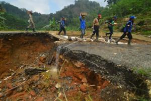 BPBD: Ribuan KK Diami Daerah Rawan Bencana
