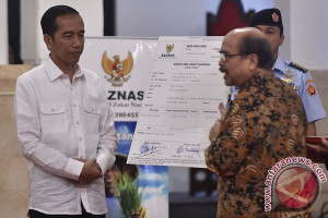 Pemprov Banten Dukung Baznas Tingkatkan Kesadaran Berzakat