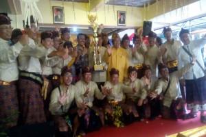 BKKH Provinsi Banten Selenggarakan Festival Gong Kebyar