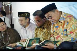 LPTQ Banten Usulkan Pejabat Dites Al Quran