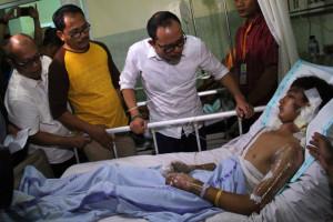 RSUD Kabupaten Tangerang Operasi Enam Korban Kosambi