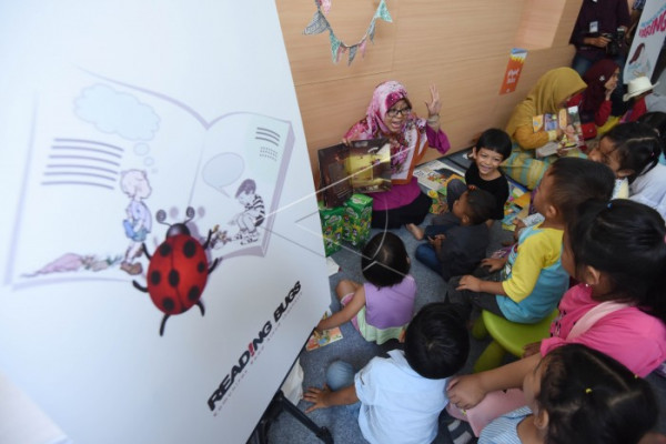 Sekda: Dongeng Baik Untuk Perkembangan Otak Anak