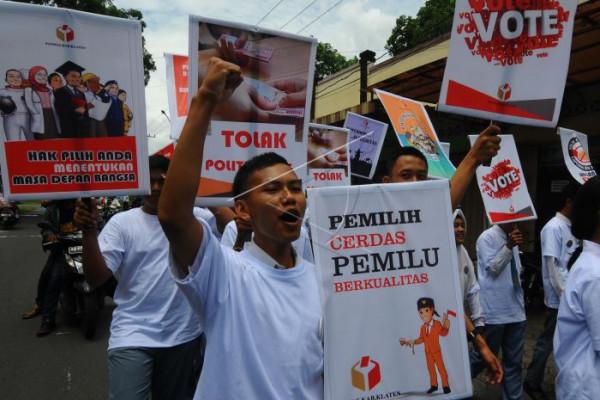 KPU Targetkan Partisipasi Pilkada Lebak 80 Persen