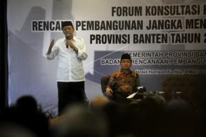 NU-Wagub Banten Bahas Penerapan Akhlakul Karimah