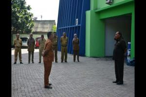 Plt Walikota Cilegon Sidak Kehadiran Pegawai