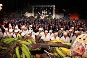 Warga Badui Andalkan Ekonomi Dan Pertanian Ladang