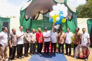 Wabup Canangkan Kadugenep Desa Sadar BPJS Ketenagakerjaan