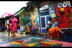 Kampung Berkelir Menjadi Kampung Wisata Kota Tangerang