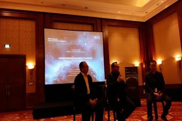 IBM Indonesia Perkenalkan Teknologi Percepat Bisnis Digital