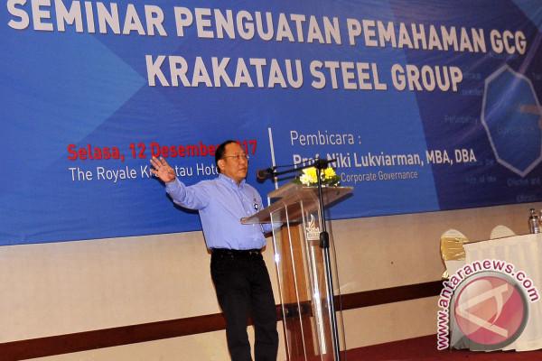 Seminar Penguatan GCG Krakatau Steel Group