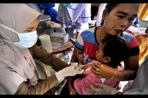Dinkes Banten Targetkan Imunisasi  3050 Juta Orang
