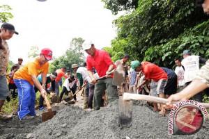 Wali Kota Ajak Pejabat Pertahankan Gotong Royong