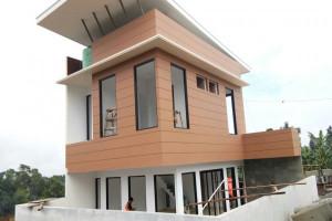 SAP Realisasikan Pembangunan Vila Di Puncak